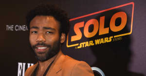 """Donald Glover says his Star Wars movie would be """"Frasier in Space"""""""