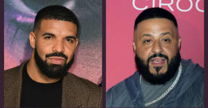Drake and DJ Khaled drop two new songs