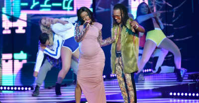 "Watch Cardi B and Ozuna perform ""La Modelo"""