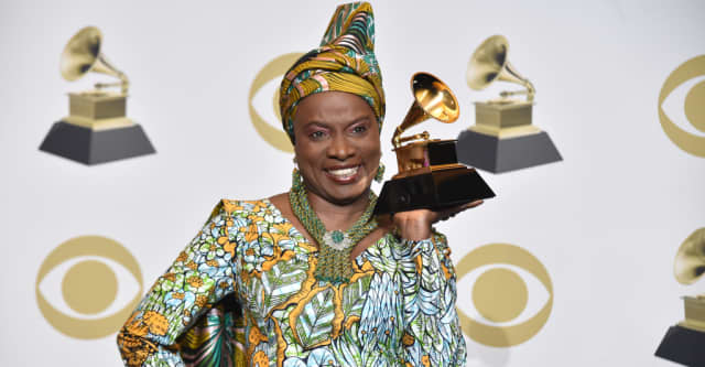 "The Grammys will rename its World Music album category due to ""connotations of colonialism"" 1"