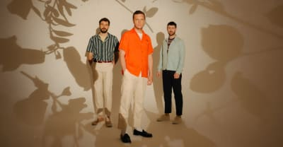 "Friendly Fires announce third album, share new song ""Silhouettes"""