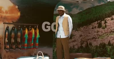 Tyler, The Creator redesigned GOLF's flagship store