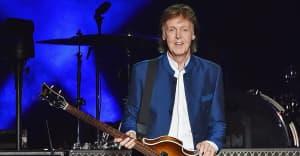 Paul McCartney to headline Glastonbury 2020