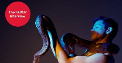 Perfume Genius on writing erotic fan fiction and turning 40