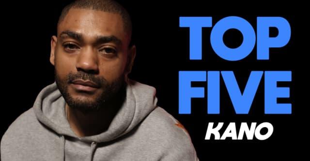 Kano lists his top five grime instrumentals 1