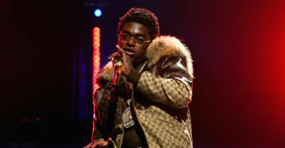 Kodak Black arrested at U.S. border on gun and drug charges