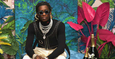 "Young Thug teases ""Old Town Road"" remix"