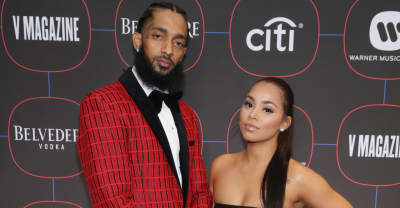 Lauren London shares first statement following death of Nipsey Hussle