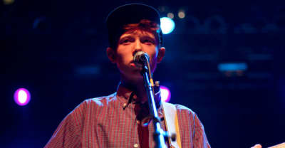 "King Krule performed ""Dum Surfer"" on BBC's Later...With Jools Holland"