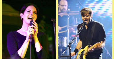 "Watch Lana Del Rey perform ""I Will Follow You Into the Dark"" with Ben Gibbard"