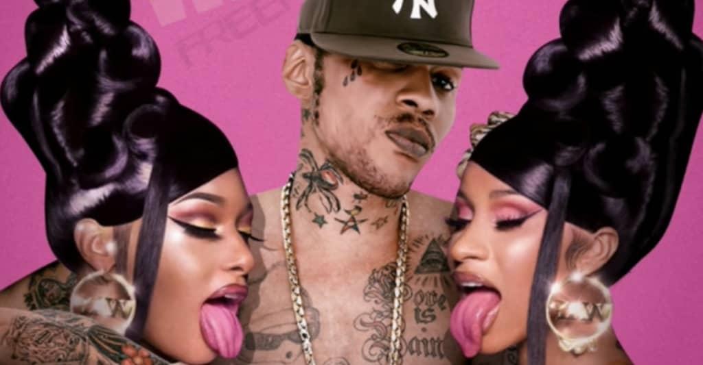 "Vybz Kartel shares remix of Cardi B and Megan Thee Stallion's ""WAP"""