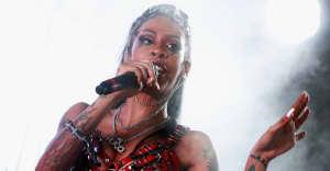 "Rico Nasty appears on XXXTentacion's ""#PROUDCATOWNERREMIX"""