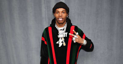 Lil Baby has the No.1 album in the country
