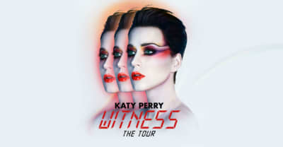 Katy Perry Announced New Album Witness And Tour Dates