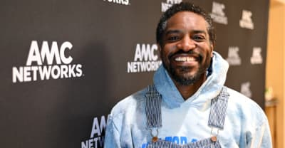 "Here is André 3000's recipe for ""Quick Lil' Apple Pie"""