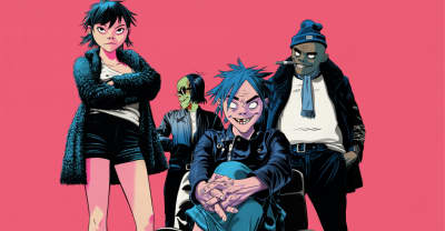 "Gorillaz share new song ""Fire Flies"""