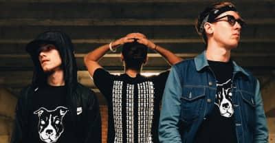 "British trio New Delinquents make a bold impression with debut single ""F.T.S."""