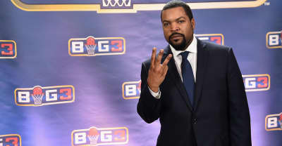 Ice Cube claims the Qatari government wanted to bribe Steve Bannon through basketball