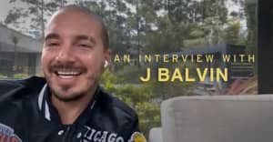 J Balvin's colorful takeover
