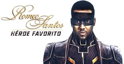 "Romeo Santos And Marvel Reveal Super Hero Makeover For New Single ""Héroe Favorito"""