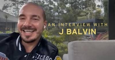 J Balvin's colorful takeover