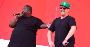 "Run The Jewels sample Gang Starr on new song ""Ooh LA LA"""