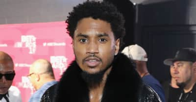Trey Songz reportedly charged with felony domestic violence