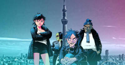 Watch Gorillaz debut new album The Now Now in Tokyo