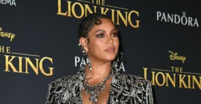 Beyoncé announces new Lion King-inspired compilation album