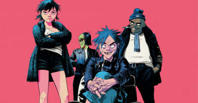 "Gorillaz share new song ""Sorcererz"""