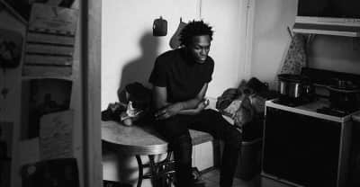 "Saba and Chance The Rapper team up on new song ""Logout"""