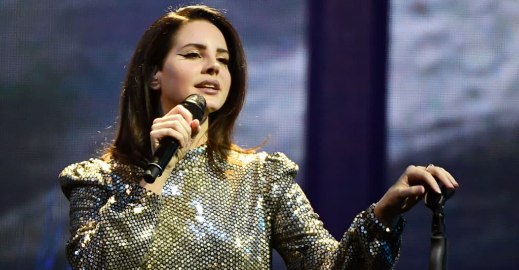 Lana Del Rey announces new album and responds to claims of glamorizing abuse