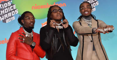 "Migos say Culture III is ""on the way"""