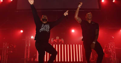 Drake and Future were the most streamed artists in 2017