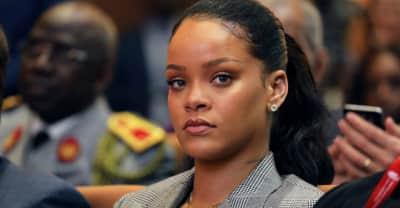 Rihanna says she is working on a reggae album