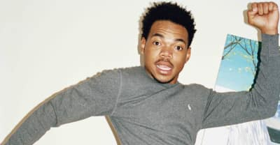 Watch Chance The Rapper Wrestle A Stage Crasher