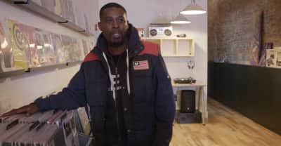 Watch GZA Buy Records For The First Time Since 1976