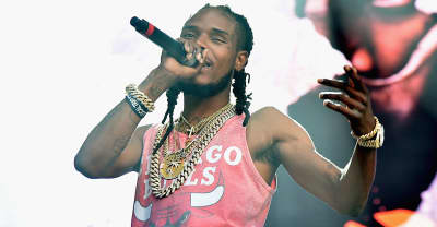 Report: Fetty Wap Uninjured After Shooting At New Jersey Deli