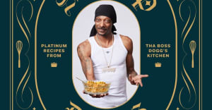 Snoop Dogg to release cookbook From Crook to Cook