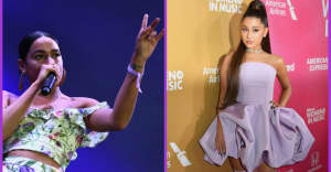 "Princess Nokia thinks Ariana Grande copied her on ""7 rings"""