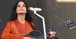 Kacey Musgraves' new charity merch takes aim at Ted Cruz
