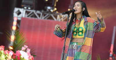 "Jhené Aiko shares video for new song ""Vote"""