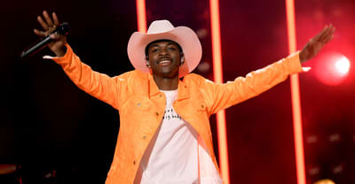 "Lil Nas X interpolates a Nirvana classic on new song ""Panini"""
