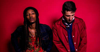 """Spirited Duo Young Futura Dance For Love In The Video For """"Slide"""""""