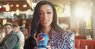 Watch Cardi B's Pepsi Super Bowl commercial