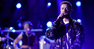"""Justin Timberlake says his collaboration with Lizzo is """"flames"""""""