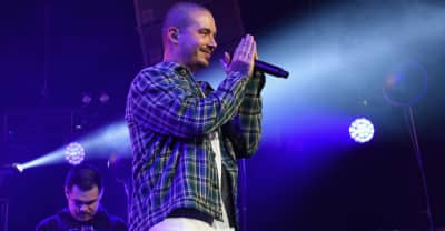 J. Balvin is the most streamed Spotify artist in the world