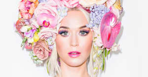 """Katy Perry reveals pregnancy in """"Never Worn White"""" video"""