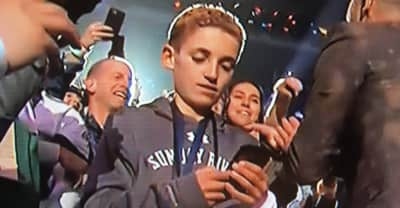 This kid was the most memorable part of Justin Timberlake's Super Bowl show