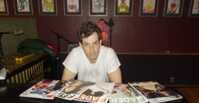 Hear the trailer for Season 2 of The FADER Uncovered with Mark Ronson